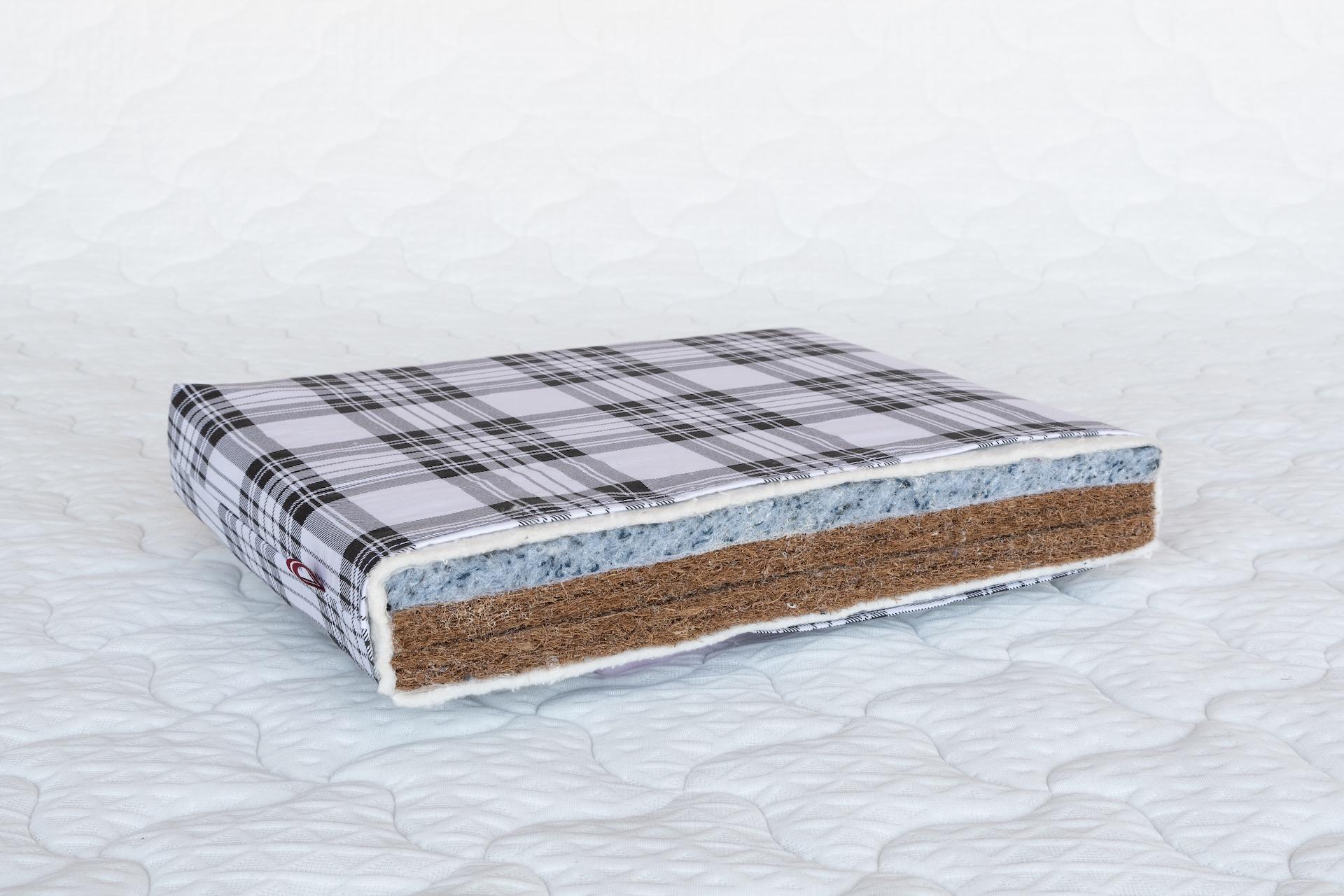 relat.lv-matracis-Bērnu matracis KokossStrutofaibers 6 cm